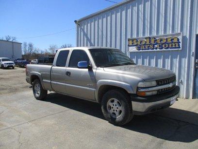Used 2001 Chevrolet Silverado 1500 4x4 Extended Cab - 507995250