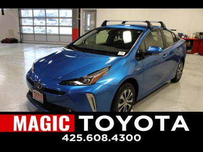 Used 2020 Toyota Prius LE AWD - 541193071