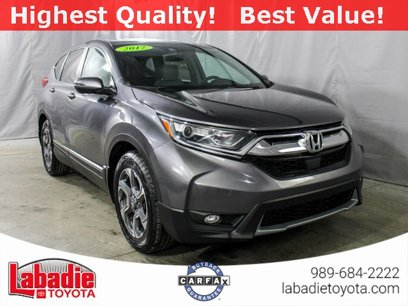 Used 2017 Honda CR-V FWD EX - 538613618