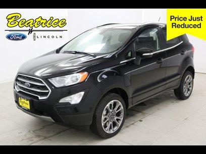 New 2019 Ford EcoSport 4WD Titanium - 503719912