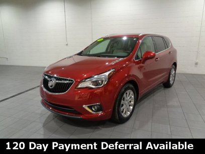 Certified 2019 Buick Envision FWD Essence - 567433253