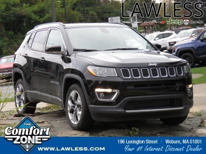 New 2020 Jeep Compass 4WD Limited - 530854725