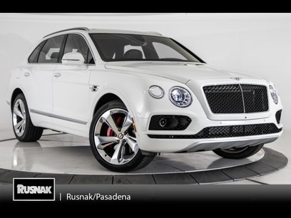 Used 2019 Bentley Bentayga - 539286929