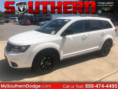 New 2019 Dodge Journey FWD SE - 521114677