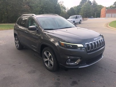 New 2020 Jeep Cherokee FWD Limited - 530841991