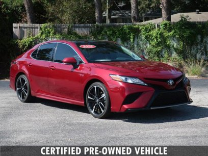 Certified 2018 Toyota Camry XSE - 565423470