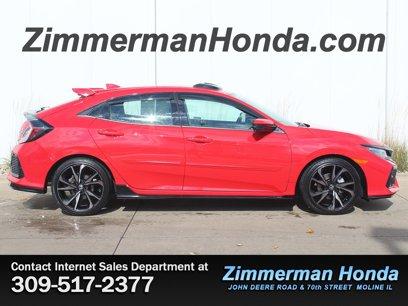 Certified 2018 Honda Civic Sport Touring Hatchback - 532584607