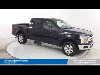 Used 2018 Ford F150 4x4 SuperCrew XLT - 533341545