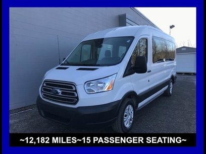 "Used 2019 Ford Transit 350 148"" Medium Roof Wagon - 538776071"