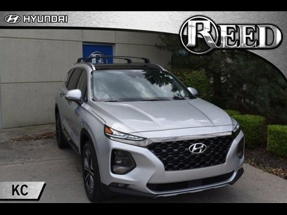 New 2020 Hyundai Santa Fe FWD Limited - 529667596