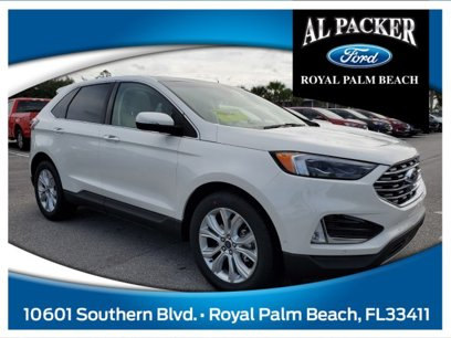 New 2020 Ford Edge FWD Titanium - 532360118