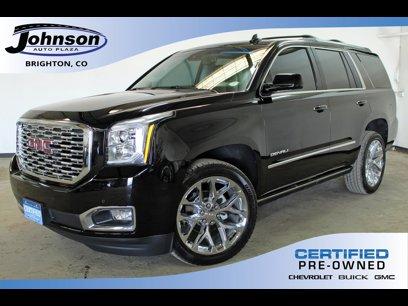 Certified 2018 GMC Yukon 4WD Denali - 548221292