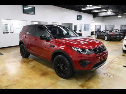 Used 2017 Land Rover Discovery Sport SE - 544918991