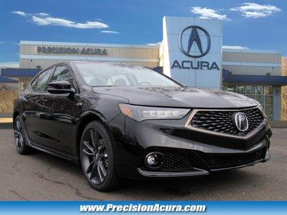New 2020 Acura TLX V6 w/ Technology & A-SPEC Pkg - 538416495