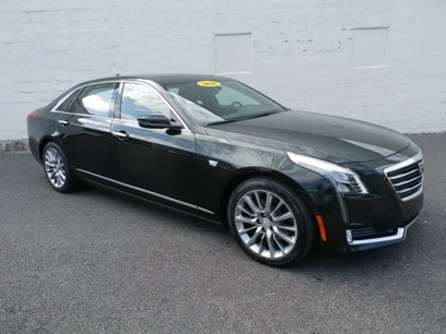 Certified 2016 Cadillac CT6 3.6 Luxury AWD - 519612694