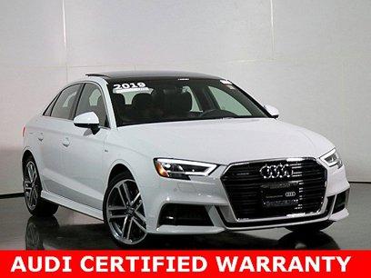 Certified 2019 Audi A3 2.0T Premium Plus quattro Sdn - 544304184