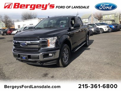 Certified 2018 Ford F150 4x4 SuperCrew - 543243957