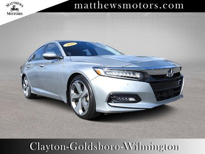 Used 2018 Honda Accord 1.5T Touring - 536724539