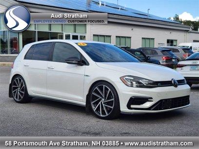 Used 2018 Volkswagen Golf R 4-Door - 587639010