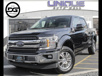 Used 2019 Ford F150 Lariat - 542785934