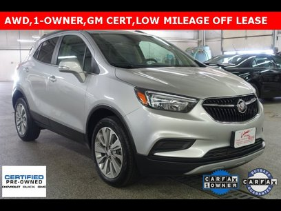 Certified 2017 Buick Encore AWD Preferred - 561318451
