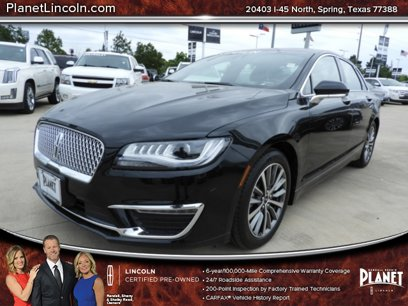 Used 2019 Lincoln MKZ Select - 511744724