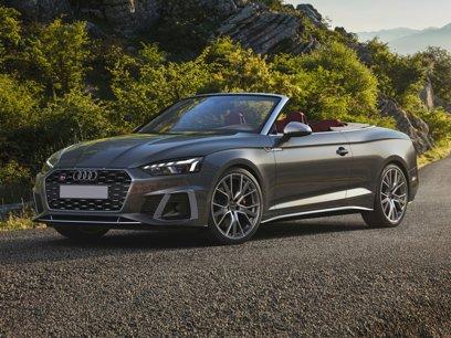 New 2021 Audi S5 3.0T Premium Plus Cabriolet - 570202790