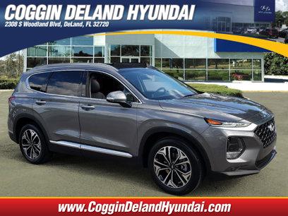 Certified 2019 Hyundai Santa Fe Limited - 545255278