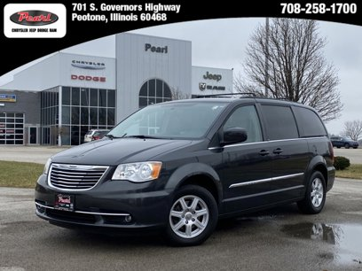 Used 2011 Chrysler Town & Country Touring - 540185503