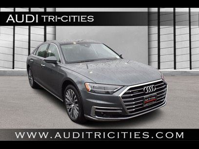New 2019 Audi A8 L 3.0T - 528640608