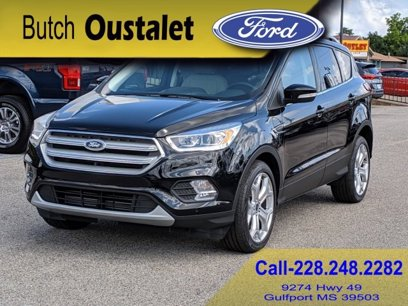 New 2019 Ford Escape 4WD Titanium - 514777971