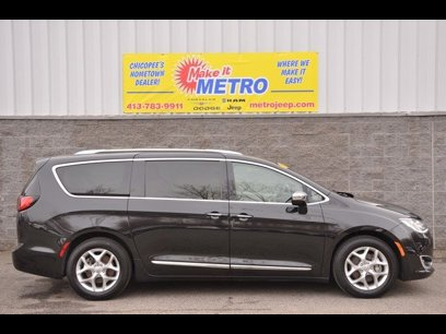 Used 2019 Chrysler Pacifica Limited - 543089142