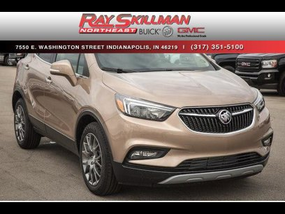 Used 2019 Buick Encore FWD Sport Touring - 510144683