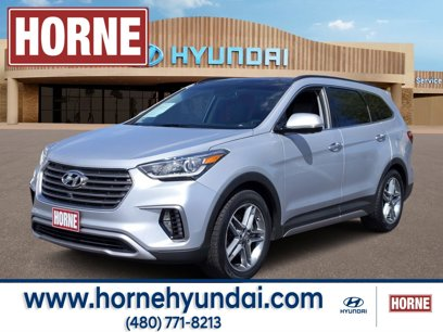 Used 2017 Hyundai Santa Fe Limited w/ Ultimate Package - 546090370