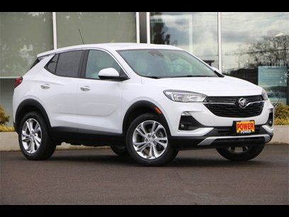 New 2020 Buick Encore GX AWD Preferred - 543822745