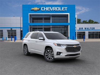 New 2020 Chevrolet Traverse AWD Premier - 524061308