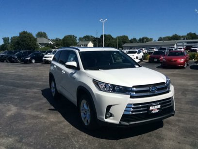 New 2019 Toyota Highlander Limited V6 - 526783350