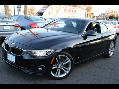 Used 2018 BMW 430i xDrive Convertible - 568729972