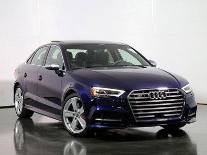 New 2019 Audi S3 Premium Plus - 528459868