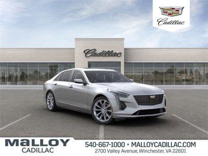 New 2020 Cadillac CT6 3.6 Luxury AWD - 528396202