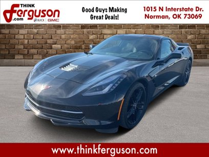 Used 2014 Chevrolet Corvette Stingray Coupe - 522019082