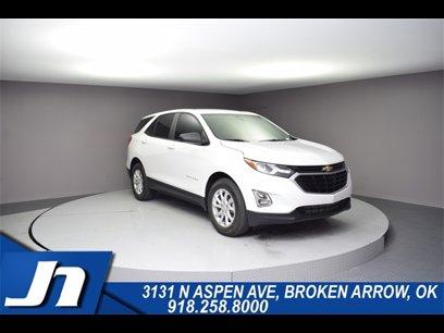 New 2020 Chevrolet Equinox LS - 548686904