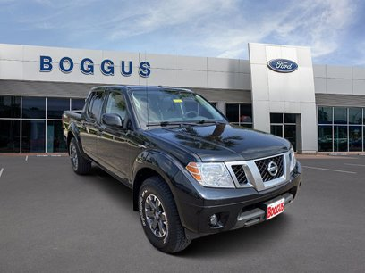Used 2019 Nissan Frontier PRO-4X - 563335265