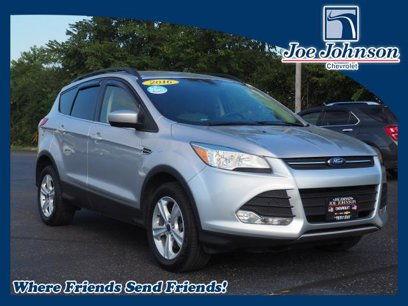 Used 2016 Ford Escape 4WD SE - 528099612