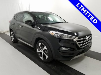 Used 2018 Hyundai Tucson Limited - 545186960