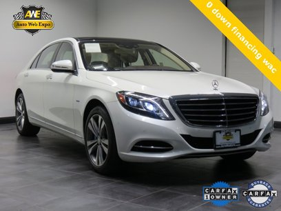 Used 2017 Mercedes-Benz S 550e - 545554997