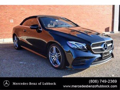 Certified 2019 Mercedes-Benz E 450 4MATIC Cabriolet - 596746277