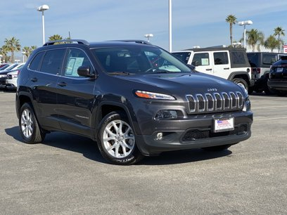 Certified 2016 Jeep Cherokee FWD Latitude - 544999404