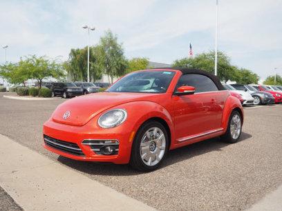New 2019 Volkswagen Beetle 2.0T Convertible - 519992084