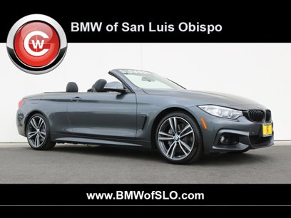 2017 Bmw 4 Series Cars For Autotrader